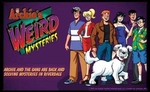Archie's Wierd Mystry