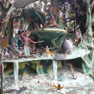 Haw Par Villa Giant Dioramas