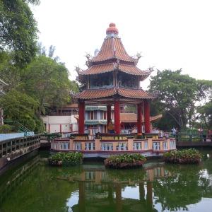 Haw Par Villa Temple