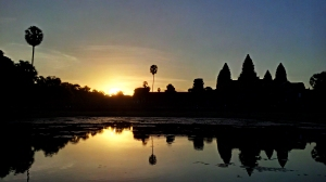 MSRmegs_Sunrise in Cambodia_Angkor Wat